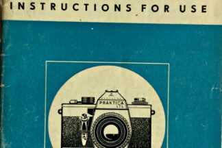 Praktica LTL Instructions for use