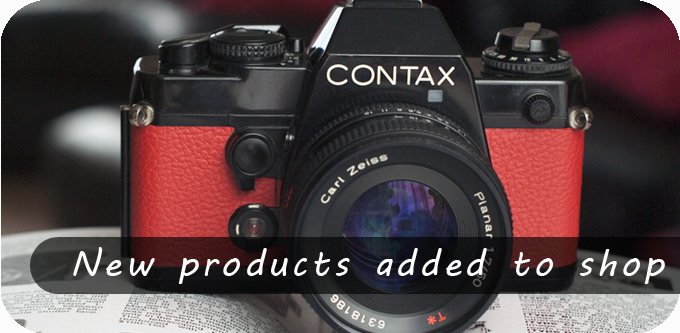 Photo of Contax 139 film camera by Millys Cameras