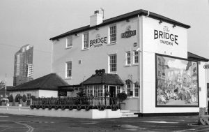 Bridge Tavern Old Portsmouth Kodak D-23 1:3