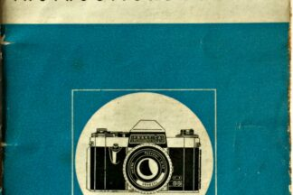 Praktica Nova I Instructions for use
