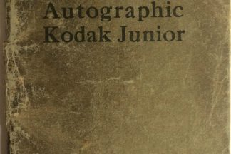 Kodak No, 1a Autographic
