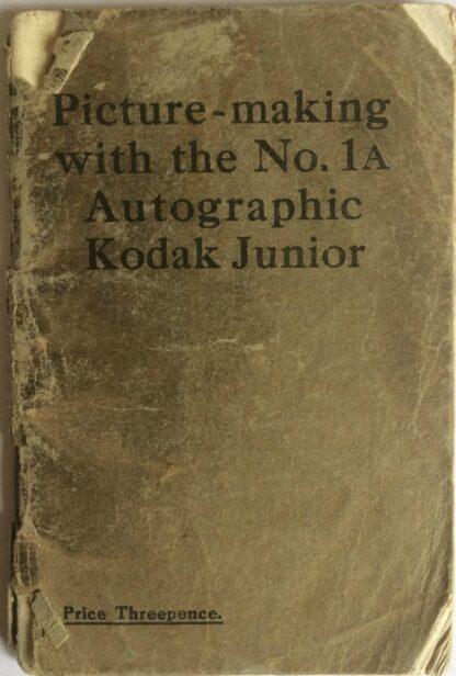 Kodak No, 1a Autographic