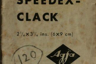 Agfa Speedex Clack
