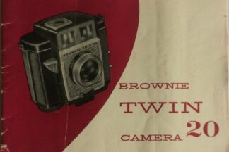 Kodak Brownie Twin 20
