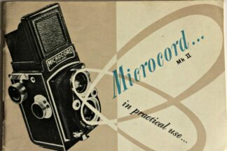 Microcord MkII User Instruction Book