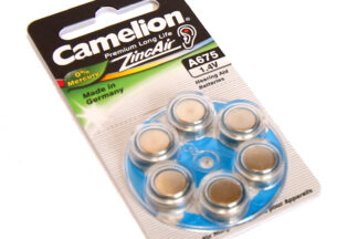 Millys A675 Camera Batteries 6 pack Camelion