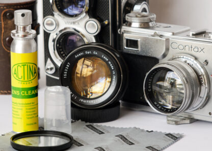 Actina Lens Cleaner The Professional Photographers Choice